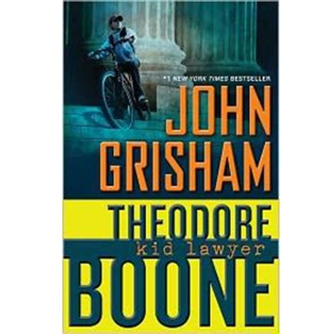 PDFTheodore Boone: Kid Lawyer by John Grisham Book Free